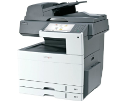 Lexmark Multifunktionsprintere