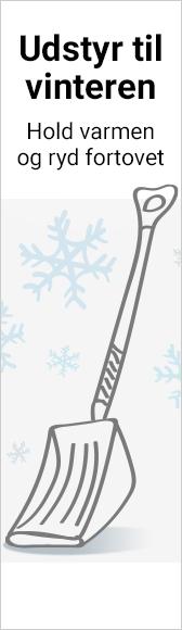 Frost og sne