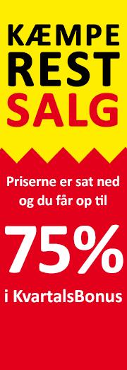 Restsalg 75%