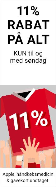 11% rabat