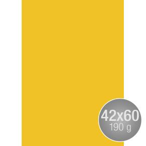 Image Coloraction 42x60, 190g, 100ark, rapsgul