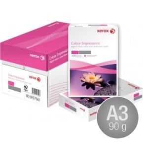 Xerox Colour Impressions, A3/90g/500 ark