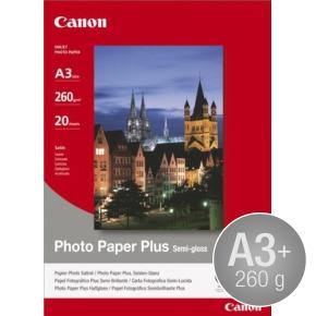 Canon PP-201 blank inkjetfoto, A3+/260g/20ark