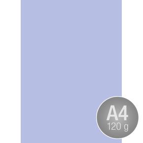 Image Coloraction A4, 120g, 250ark, lavendelblå
