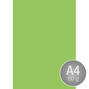 Image Coloraction A4, 80g, 500ark, forårsgrøn