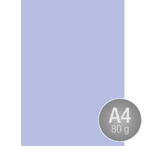 Image Coloraction A4, 80g, 500ark, lavendelblå