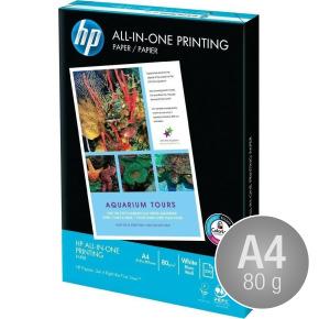 HP All-In-One Printing kopipapir A4, 80g, 500ark
