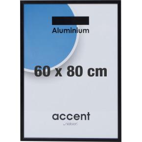 Accent Skifteramme 60 x 80 cm, sort