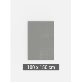 Lintex Mood Wall, 100 x 150 cm, lysegrå Shy