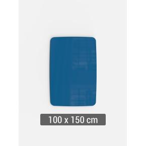 Lintex Mood Flow, 100 x 150 cm, blå clever
