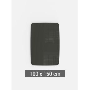 Lintex Mood Flow, 100 x 150 cm, mørkegrå classy
