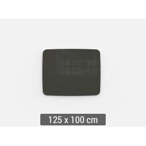 Lintex Mood Flow, 125 x 100 cm, mørkegrå classy