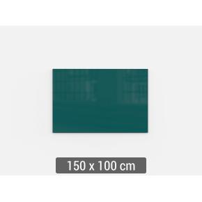 Lintex Mood Wall, 150 x 100 cm, Aquagrøn Wise
