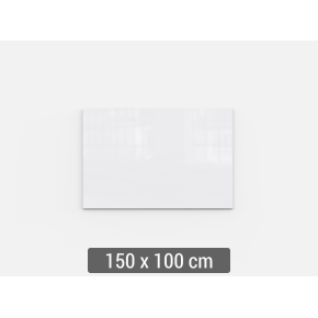 Lintex Mood Wall, 150 x 100 cm, opalhvid
