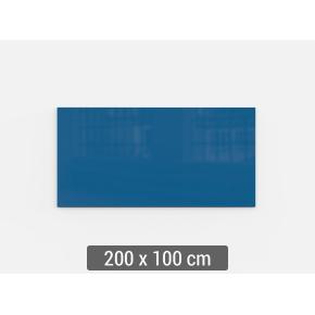 Lintex Mood Wall, 200 x 100 cm, blå clever