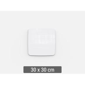 Lintex Mood Flow,  30 x 30 cm, hvid