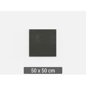 Lintex Mood Wall, 50 x 50 cm, mørkegrå classy
