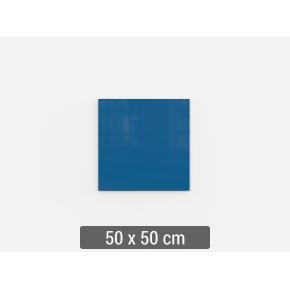 Lintex Mood Wall, 50 x 50 cm, blå clever