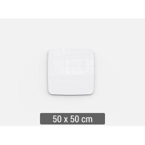 Lintex Mood Flow, 50 x 50 cm, hvid