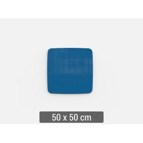 Lintex Mood Flow, 50 x 50 cm, blå clever