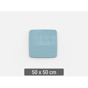 Lintex Mood Flow, 50 x 50 cm, dueblå calm