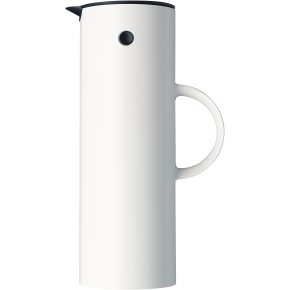 Stelton EM77 Termokande 1 liter, hvid