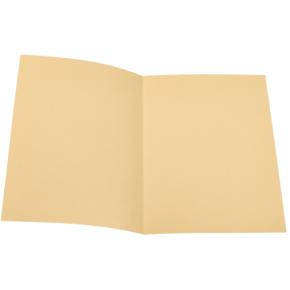 DKF Kartonmappe nr. 300, A4, gul