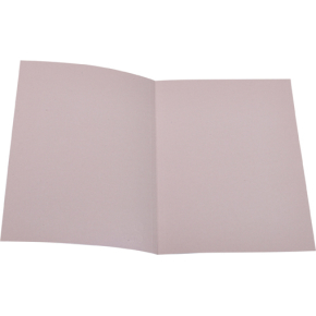DKF Kartonmappe nr. 300, A4, lys grå
