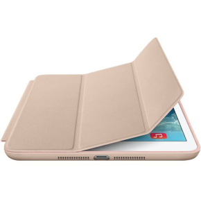 Apple iPad mini Smart Case, læder, beige