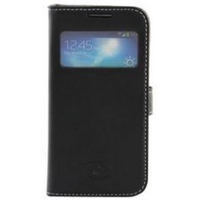 Insmat Exclusive Flip Case Samsung S4 mini, sort