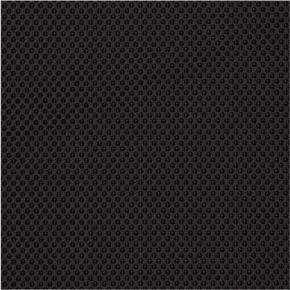 CL Dalton sadelstol, sort, stof, 58-77 cm