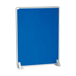 Silverlink akustikskillevæg 121,5x175 cm, blå