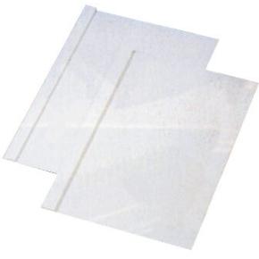 GBC Limbindsomslag, 35 mm, hvid