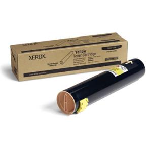 Xerox 106R01162 lasertoner, gul, 25000s