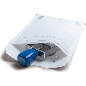 Airpro boblekuvert 200 x 275mm, hvid