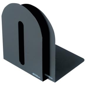 Bogstøtte 15cm, 2stk, sort