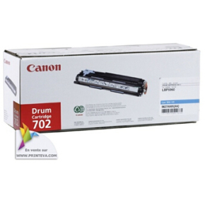 Canon nr.702C/9627A004AA lasertromle, blå, 40000s