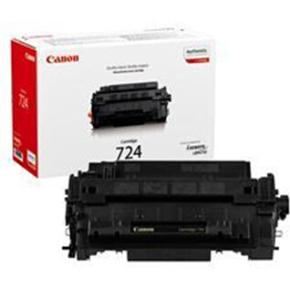 Canon nr.724/3481B002AA lasertoner, sort, 6000s