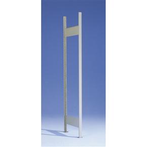 META Clip gavl åben, 300x50, Pulverlak