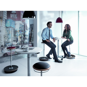Belise højdejusterbart mødebord