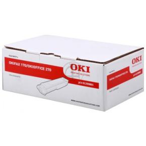 OKI 01290801 lasertoner, sort, 2000s