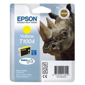 Epson nr.T1004/C13T10044010 blækpatron, gul, 800s