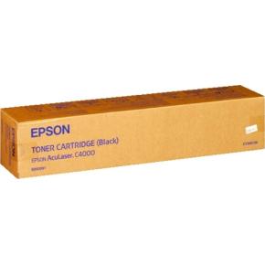 Epson C13S050091 lasertoner, sort, 8500s