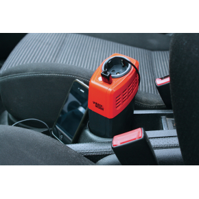 Black & Decker Inverter, 100W cylinder design