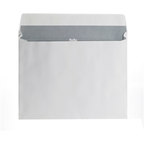 Expander kuvert B4 250x353x25mm, hvid