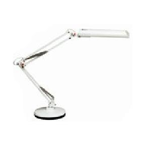 Unilux Swingo lampe hvid med bordfod
