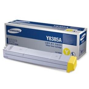 Samsung CLX-Y8385A lasertoner, gul, 15000s
