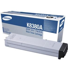 Samsung CLX-K8380A lasertoner, sort, 20000s