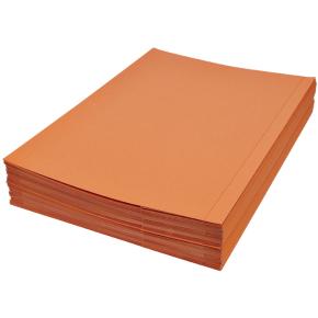 DKF Kartonmappe nr. 300, A4, orange