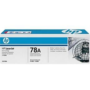 HP CE278A lasertoner, sort, 2100s